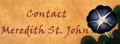 Contact Meredith St. John